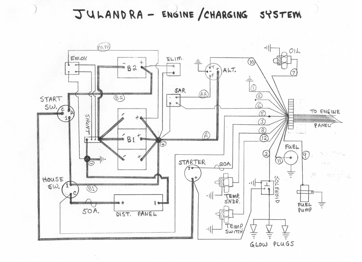 WiringDiagram %28Large%29 starting battery revisited catalina 36 375 international catalina 30 wiring diagram at crackthecode.co