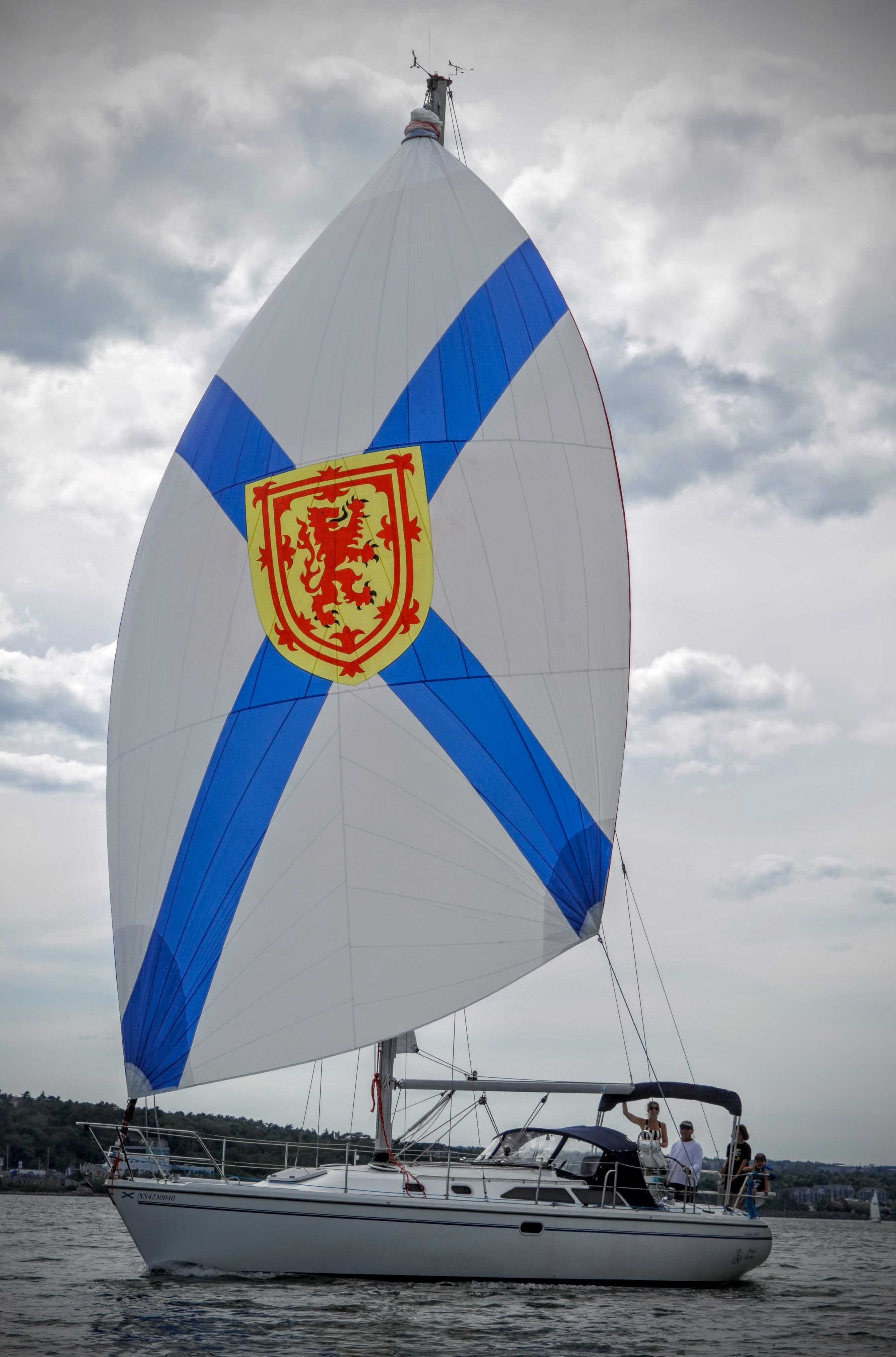 Sails, Nova Scotia,Doyle Sails,Catalina 36 Mk II